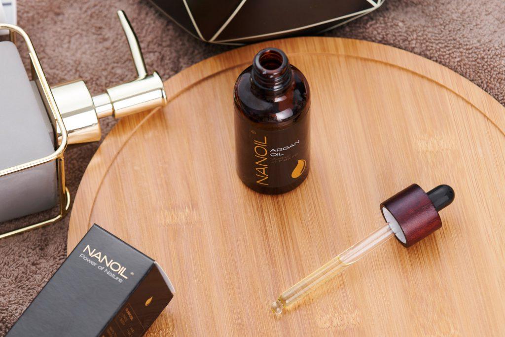 Nanoil Arganöl in der Haarpflege